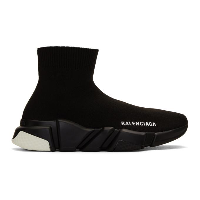 Balenciaga Sneakers BALENCIAGA BLACK SPEED SNEAKERS