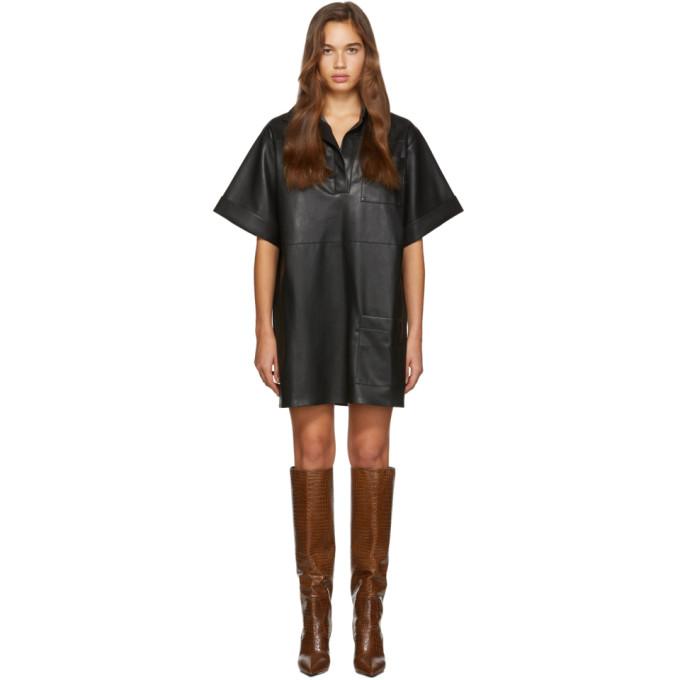 Aeron Robe noire Anok Tunic