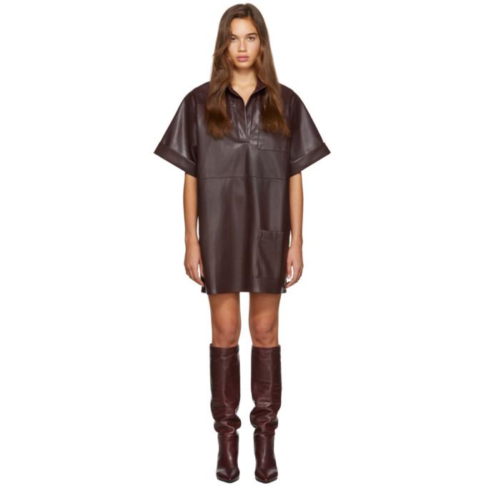 Aeron Robe mauve Anok Tunic