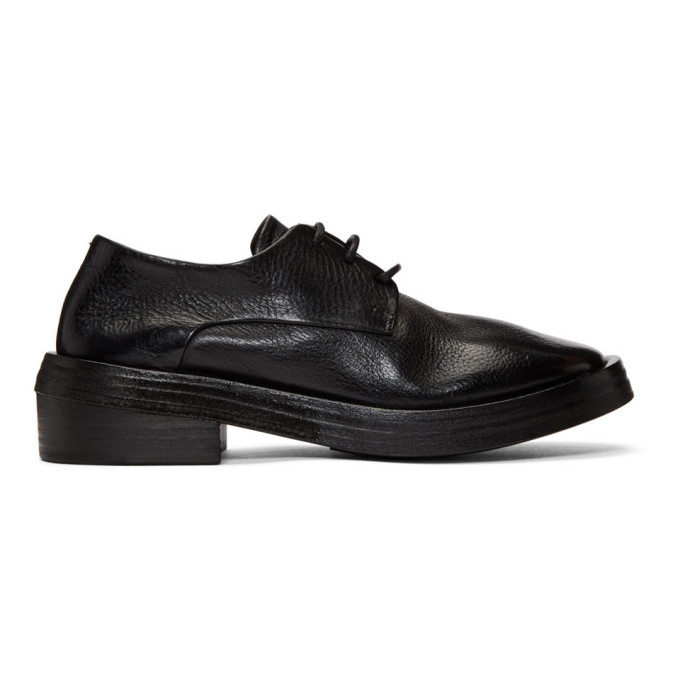 Marsell Black Rilisto Derby