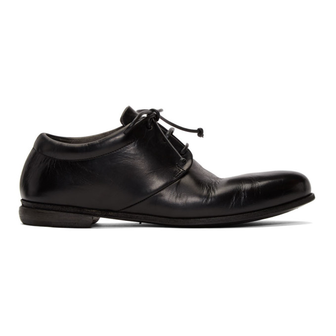 Marsell Black Formicaccio Derbys
