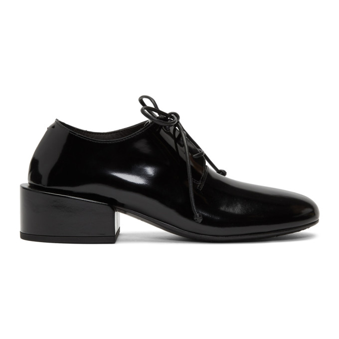 Marsell Black Lepanto Buccia Derbys