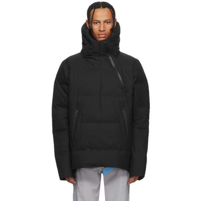 Descente Jackets DESCENTE ALLTERRAIN BLACK DOWN MIZUSAWA JACKET