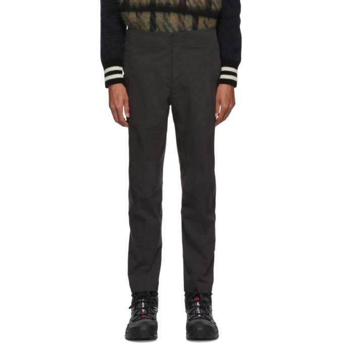 Descente Allterrain Black Long BOA® Trousers
