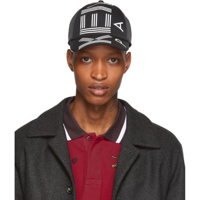 Kenzo Casquette a logo noire Sports