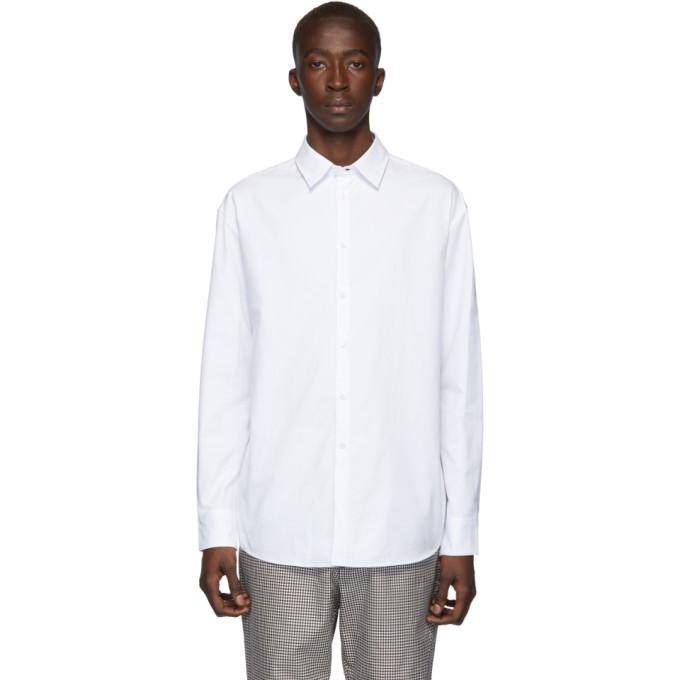 Kenzo T-shirts KENZO WHITE LOGO SHIRT