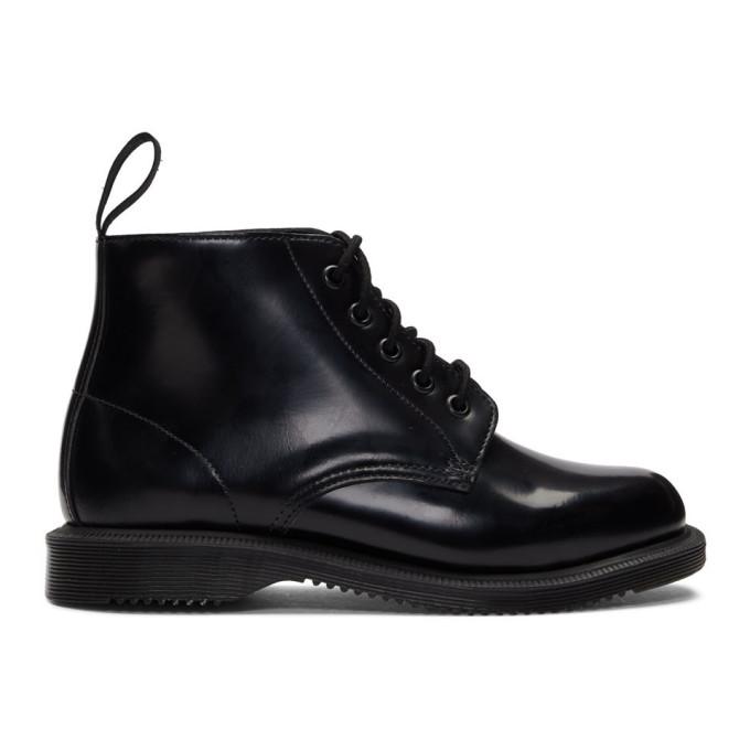 Dr. Martens Black Emmeline Boots