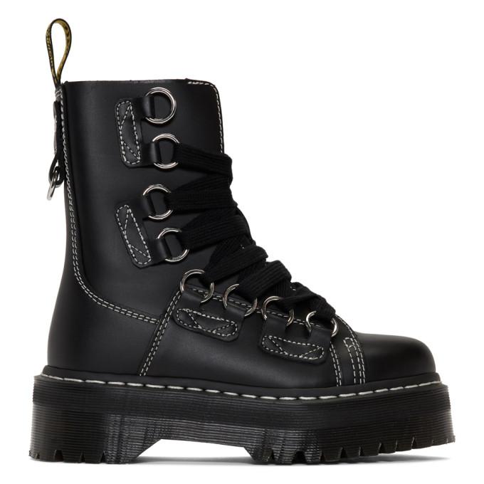 Dr. Martens Black Jadon XL Boots