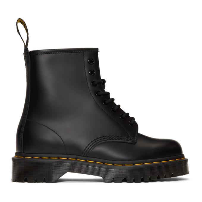 Dr. Martens Black 1460 Bex Lace-Up Boots