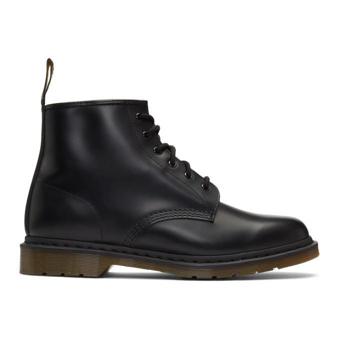 Dr. Martens Black 101 Boots