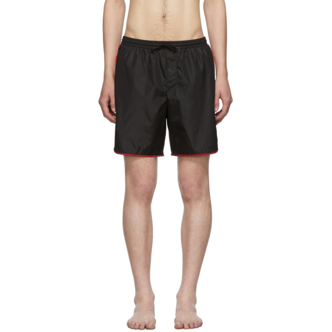 653556c0c7 Gucci Black Gg Swim Shorts In 1082 Black | ModeSens