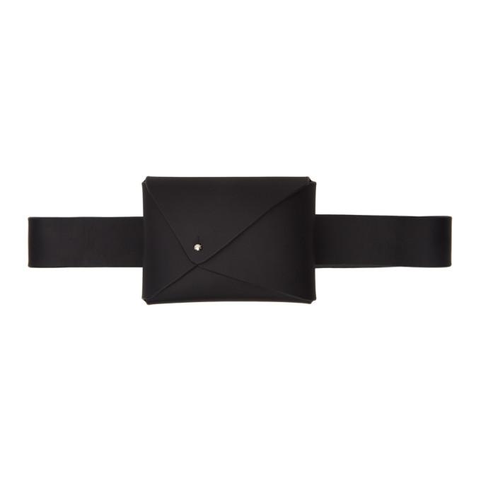 Fleet Ilya Ceinture noire Pocket