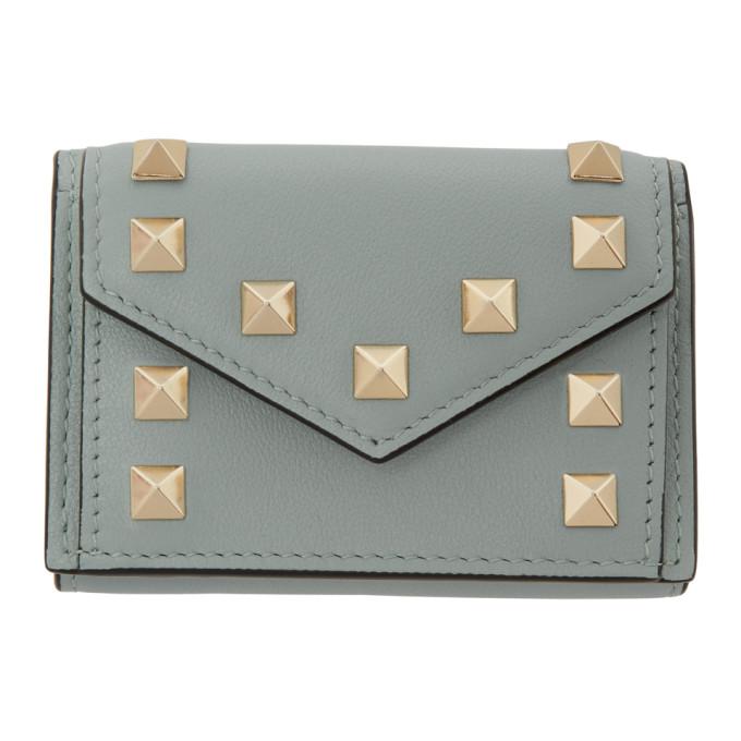 Wolves Tri-Fold Wallet w// Button Pocket