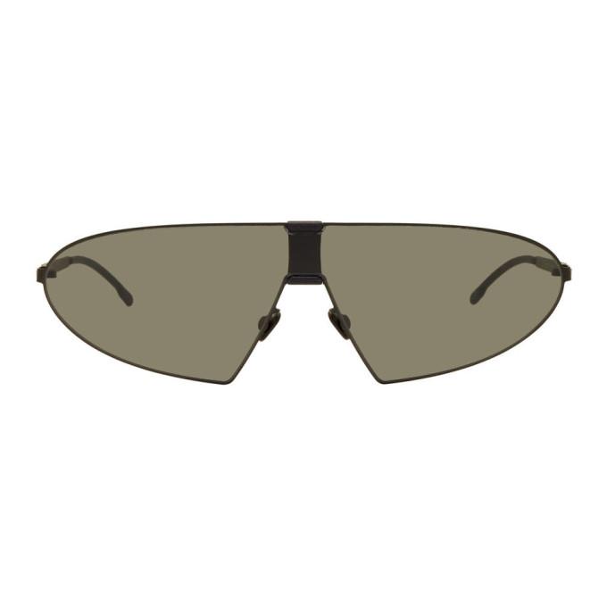 Mykita Black Karma MH1 Sunglasses