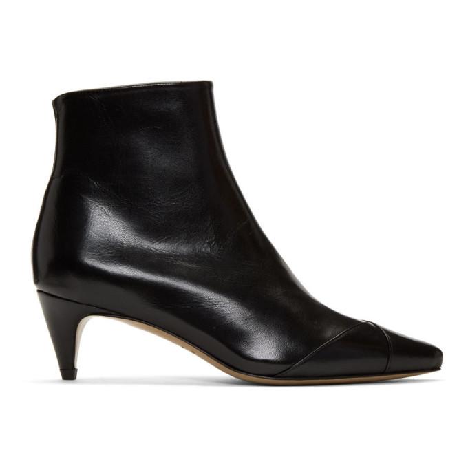 Isabel Marant Black Dufree Boots