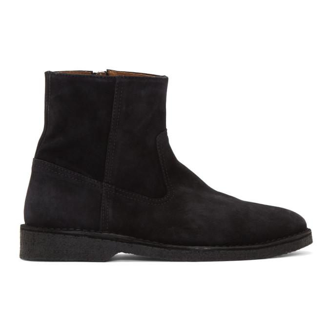 Isabel Marant Black Claine Boots