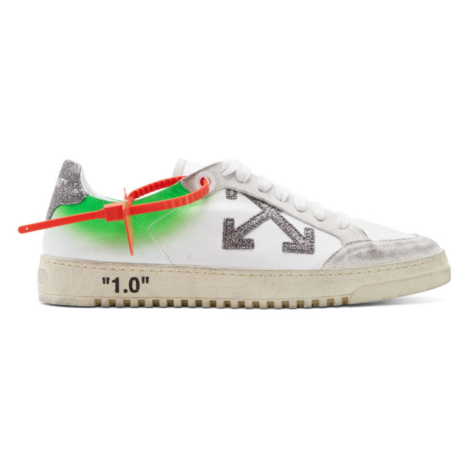 Off-White White Arrow 2.0 Sneakers