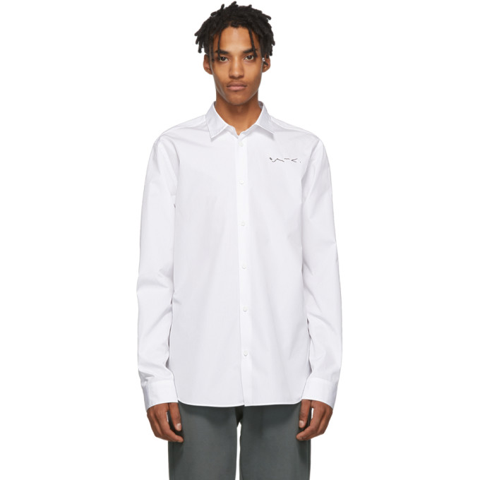 OAMC Chemise blanche Clinical