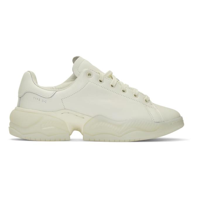 OAMC Baskets blanc casse Type O-2L edition adidas Originals