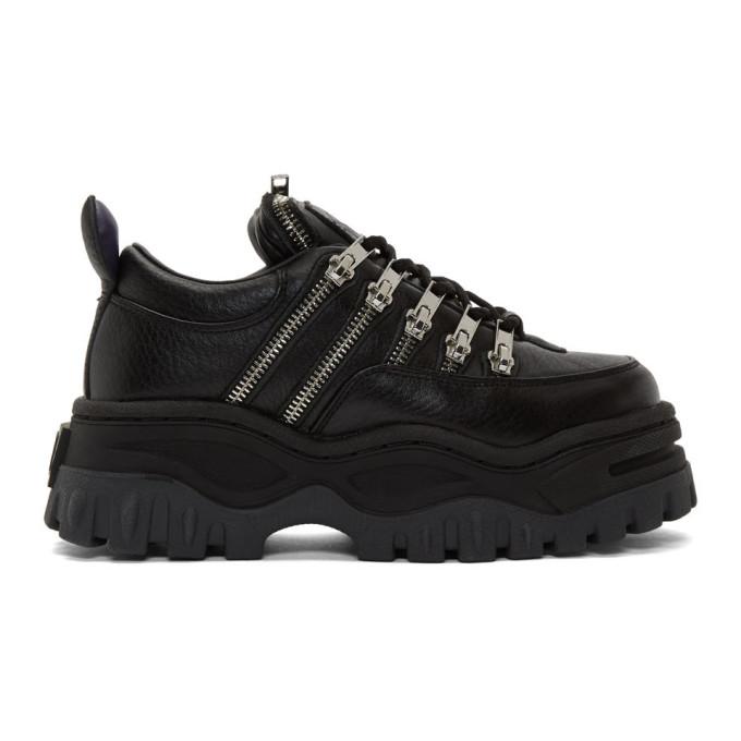 Eytys Black Angel Stash Sneakers