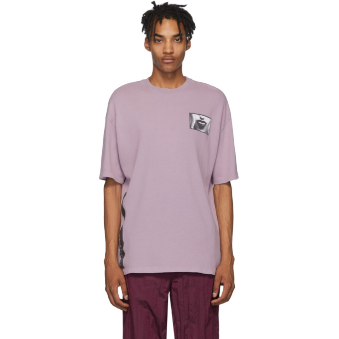 Filling Pieces T-shirt mauve Real Beauty