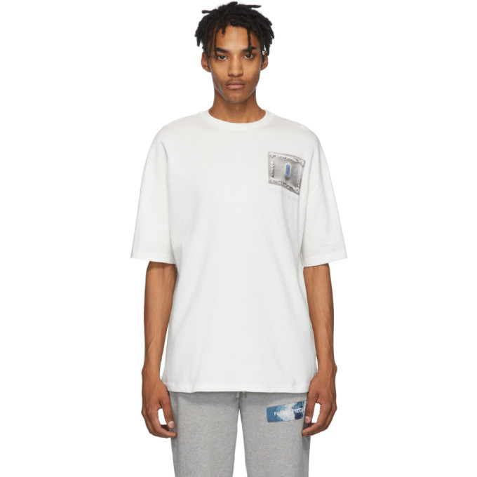 Filling Pieces T-shirt blanc Time Pill