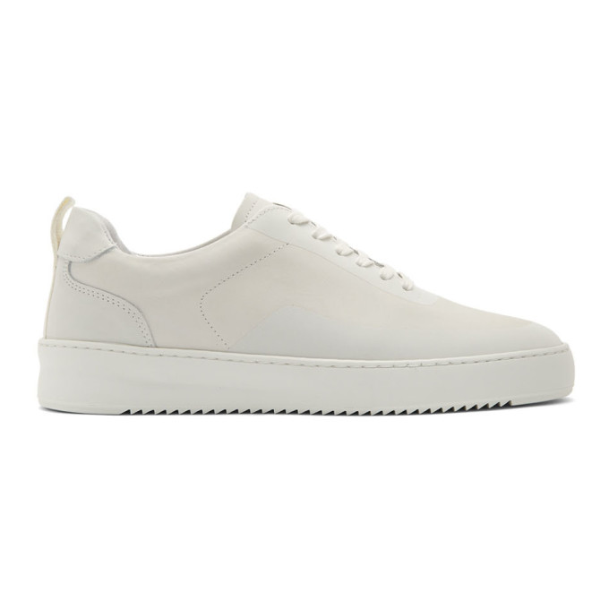 Filling Pieces Baskets blanches 2.0 Mondo Ripple