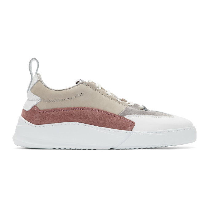 Filling Pieces Baskets grises et blanches Denver Speed Split