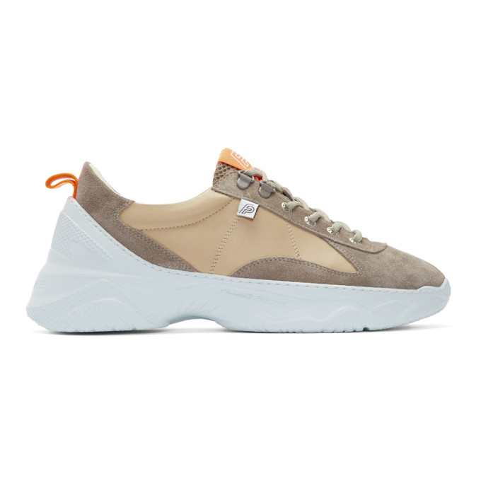 Filling Pieces Baskets beiges et grises Meno Shuttle
