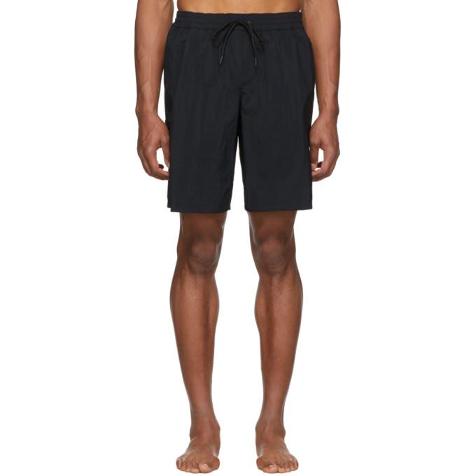 Versace Underwear Maillot de bain noir Long