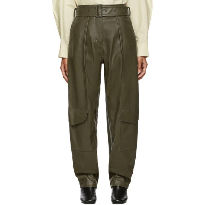 Low Classic Pantalon kaki Down Pocket