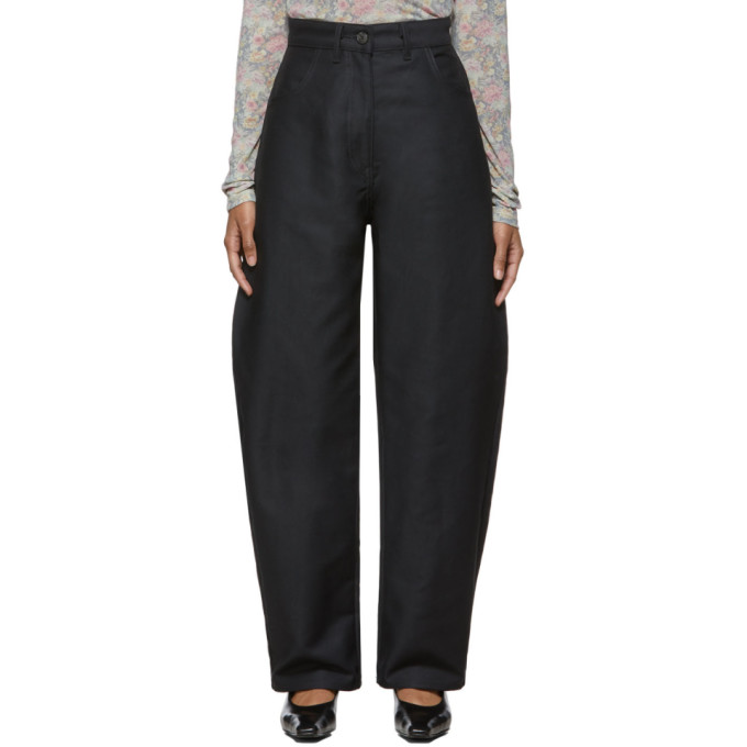 Edit Pantalon noir Banana