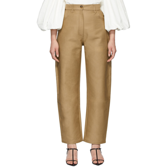 Edit Pantalon beige Banana