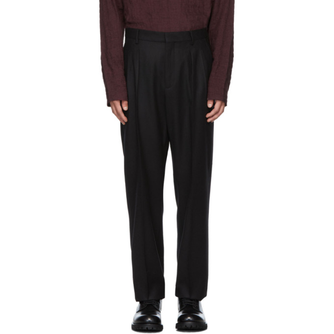 Toogood Pantalon noir The Engineer