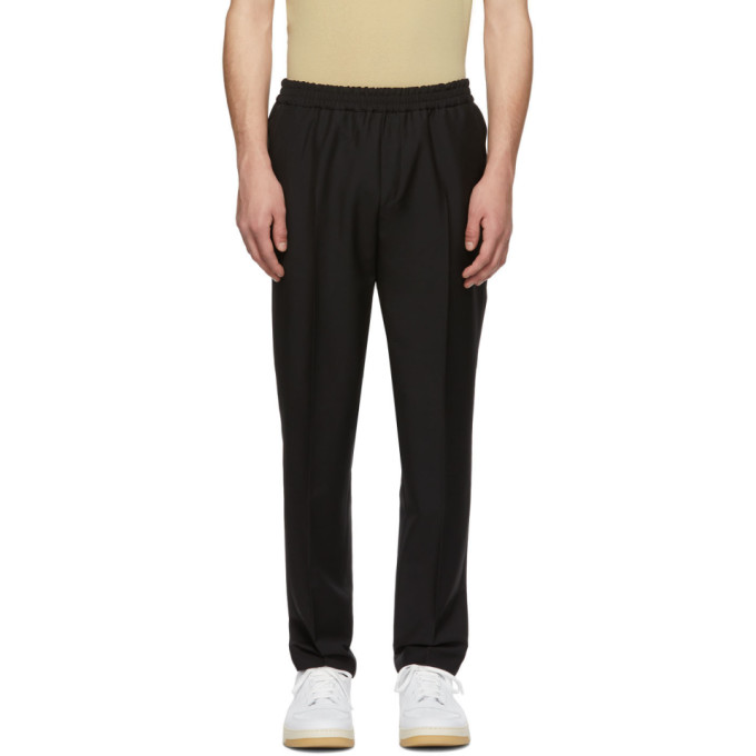 Harmony Black Paolo Trousers