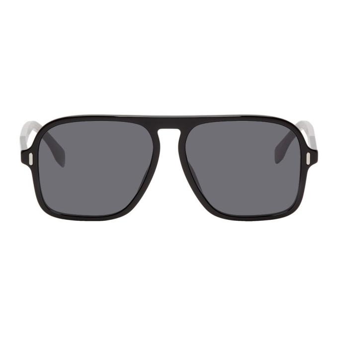 Fendi Black and Grey FF M0066 Sunglasses