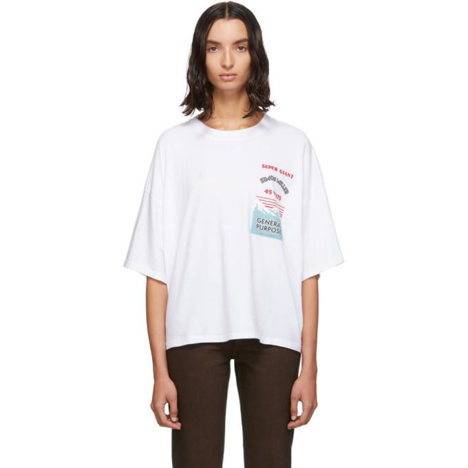 Simon Miller White Hupi T-Shirt