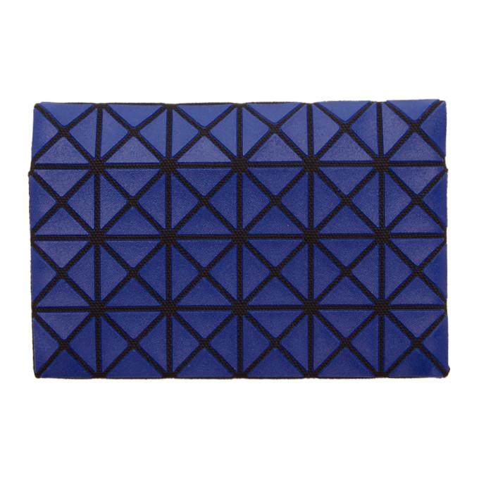 Bao Bao Issey Miyake Blue Oyster Wallet
