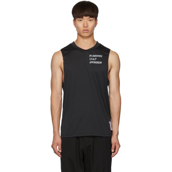 Satisfy T-shirt noir Light Muscle
