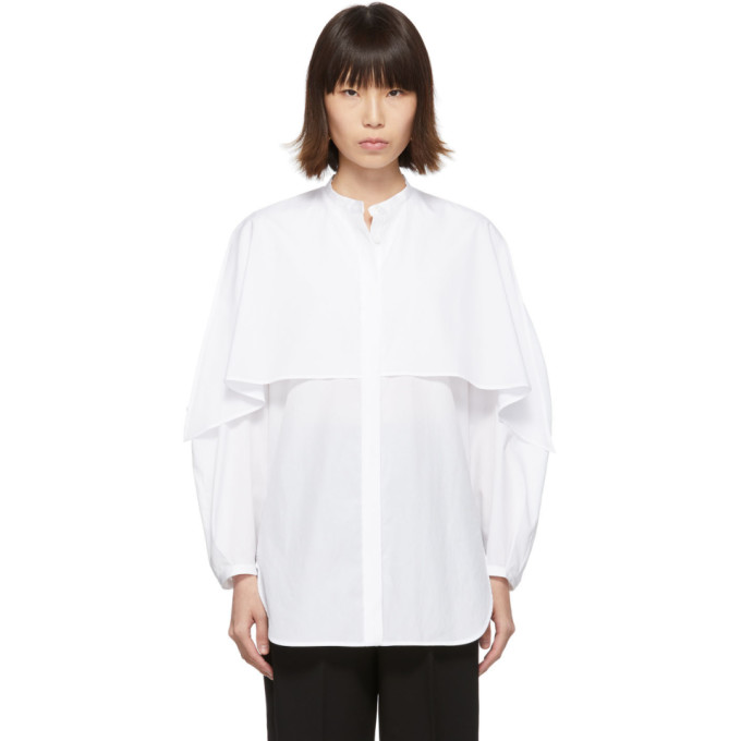 Enfold Chemise blanche Broad
