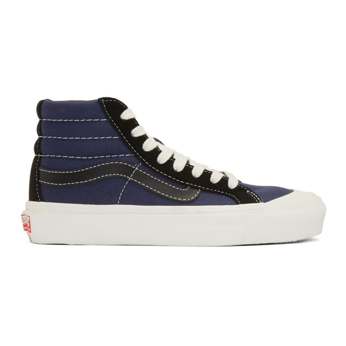 Vans Blue OG 138x High Top Sneakers