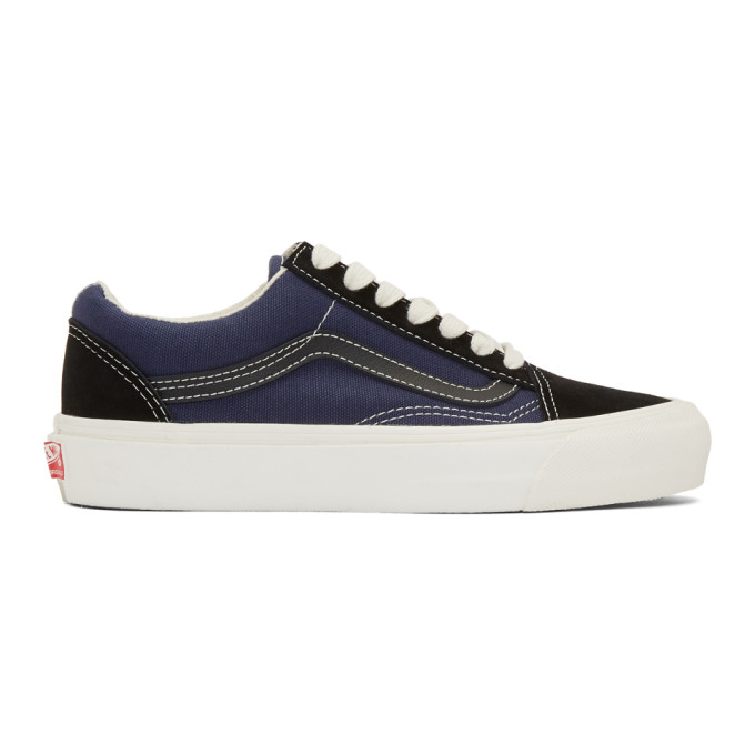 Vans Blue OG Old Skool LX Low Sneakers