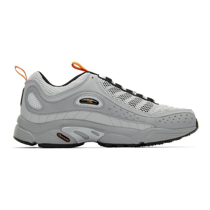 Reebok Sneakers REEBOK CLASSICS GREY DAYTONA DMX II SNEAKERS