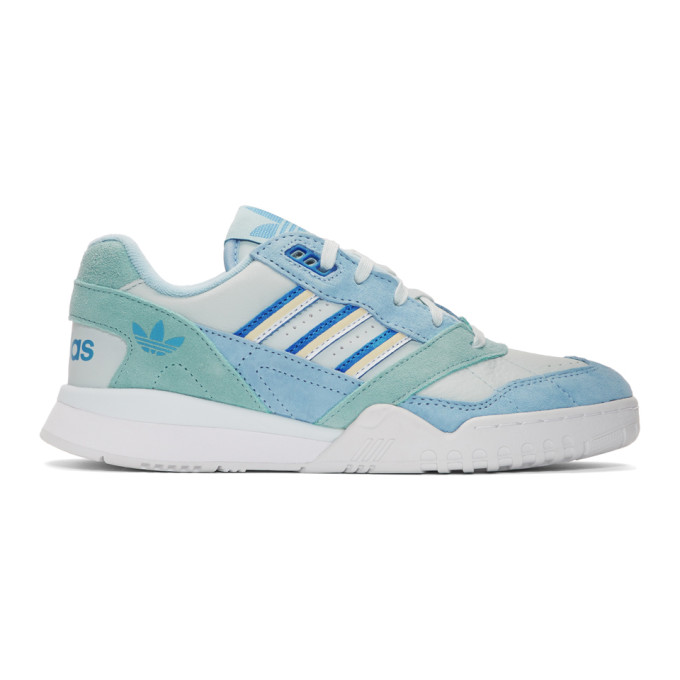 adidas Originals Blue A.R. Trainer Sneakers