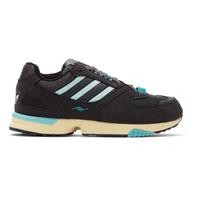 adidas Originals Black ZX 4000 Sneakers