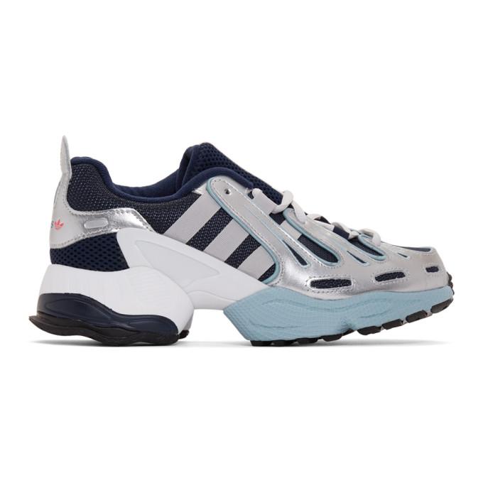 adidas Originals Navy EQT Gazelle Sneakers