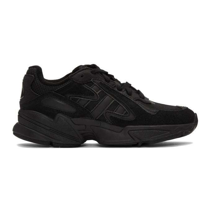 adidas Originals Black Yung-96 Chasm Sneakers