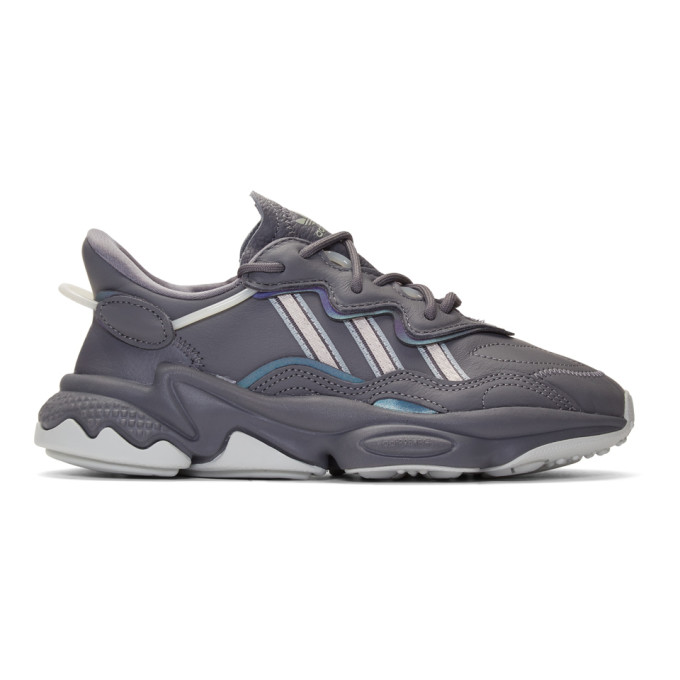 adidas Originals Grey Ozweego Sneakers