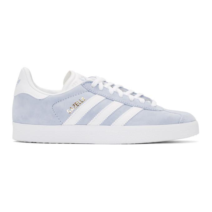 adidas Originals Blue Gazelle Sneakers