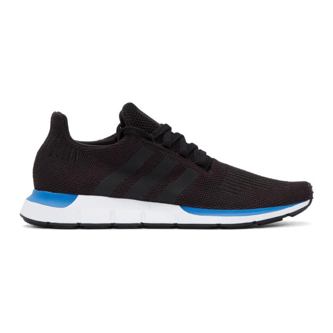 adidas Originals Black Swift Run Sneakers
